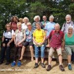 Wanderung am 8. Juli 2017 – Kolpin See über Binnendüne nach Storkow