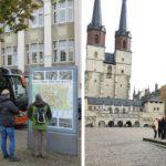 Busfahrt des Gesundheitssportes nach Halle am 09.10.2017