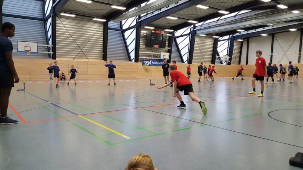 Prellballmannschaft ist Berliner Meister!