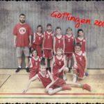 u12-Mannschaft der Basketball spielt beim größten Turnier Deutschlands