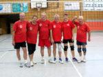 Volleyballer erfolgreich bei den Ragower Störchen