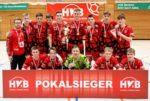 mB Jugend Pokalsieger 18/19