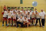 Geschafft, unsere 1. Männer der Handballer steigen auf!