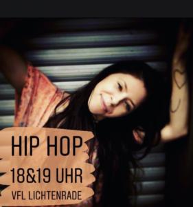 Hip Hop mit Hannah Weber