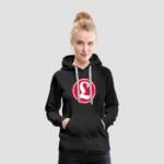 Frauen-Hoodie-Spreadshirt