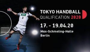 ABGESAGT! - Handball Olympia-Qualifikationsturnier in Berlin @ Max-Schmeling-Halle | Berlin | Berlin | Deutschland