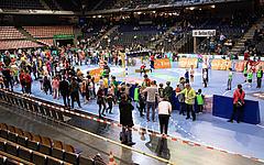 Die AOK Nordost präsentiert den Tag des Kinderhandballs @ Max-Schmeling-Halle | Berlin | Berlin | Deutschland