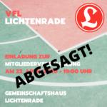 UPDATE! 08.07.2020 09:00 - Corona-Blog: Sport im VfL Lichtenrade