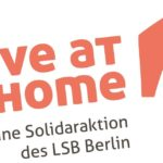 Move at Home - Eine Solidaraktion des LSB Berlin
