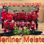 mD-Jugend trotz Corona Berliner-Meister?