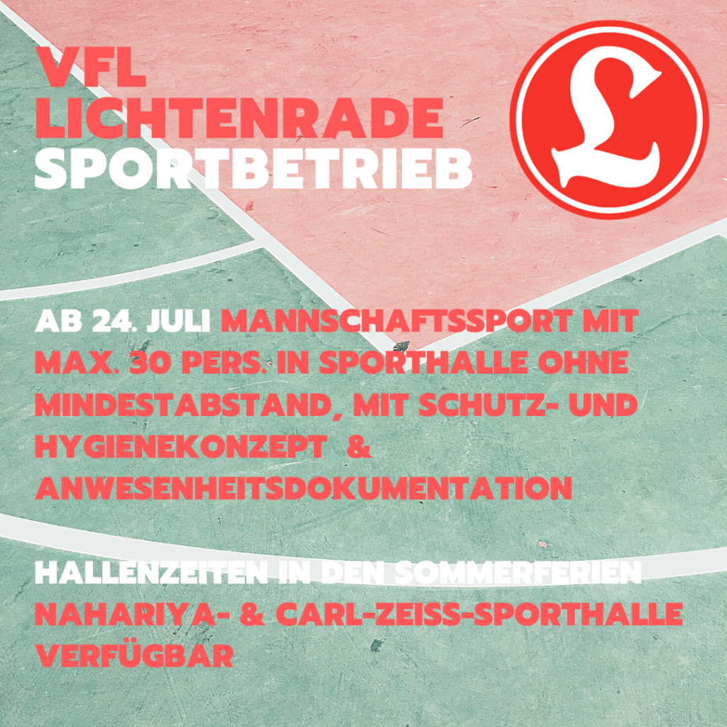 VfL-Sportbetrieb-22072020