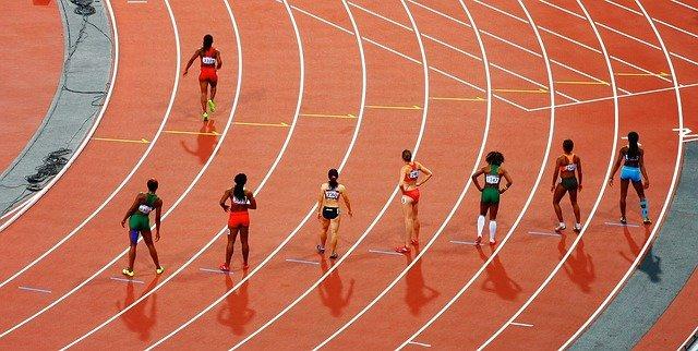 Leichtathletik-Sportart