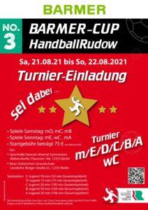 3. Barmer-Cup Handball Rudow @ TSV Rudow