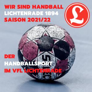 Ordentliche Abteilungsversammlung der Handballabteilung @ Reinhold-Meyerhof-Schulsporthalle | Berlin | Berlin | Deutschland