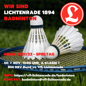 BBMM Spieltag am 7. November 2021 @ Berlin | Berlin | Deutschland