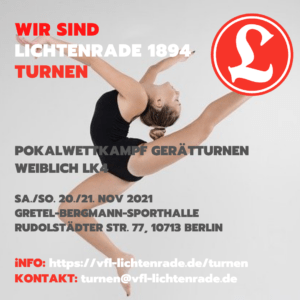 Pokalwettkampf Gerätturnen weiblich LK4 @ Gretel-Bergmann-Sporthalle | Berlin | Berlin | Deutschland